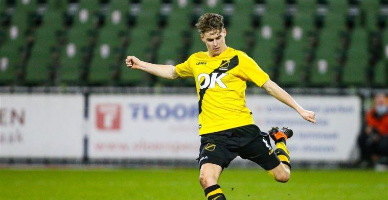 NAC hoopt weer zaken te doen met Feyenoord: 'Ligt eraan wat zij willen'