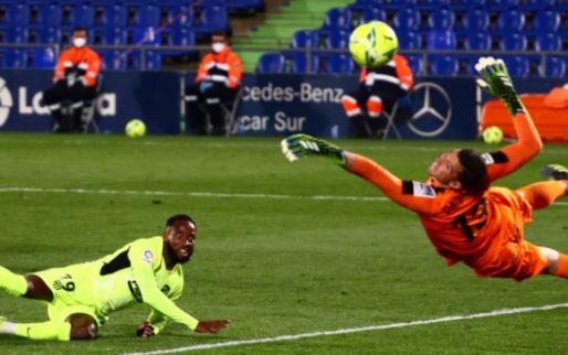 Afbeelding: Carrasco en Atlético bijten zich stuk in Getafe, grote hulp voor Barcelona