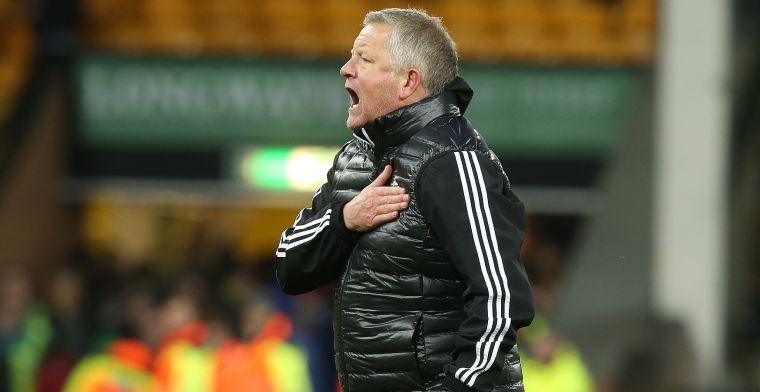 OFFICIEEL: Manager Wilder ontslagen bij Sheffield na twee promoties in vijf jaar
