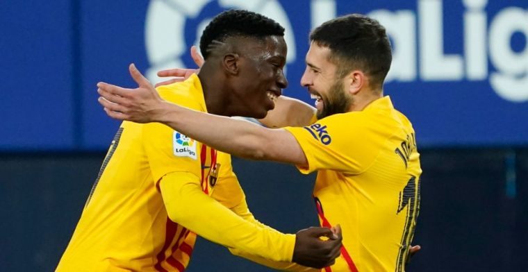 Lovende woorden voor 'papa Koeman' bij Barça: 'Niet alle coaches doen dat'