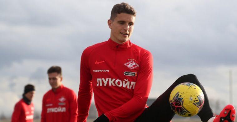 Til-move naar Spartak 'domme keuze': 'AZ had er schijt aan: achttien miljoen'