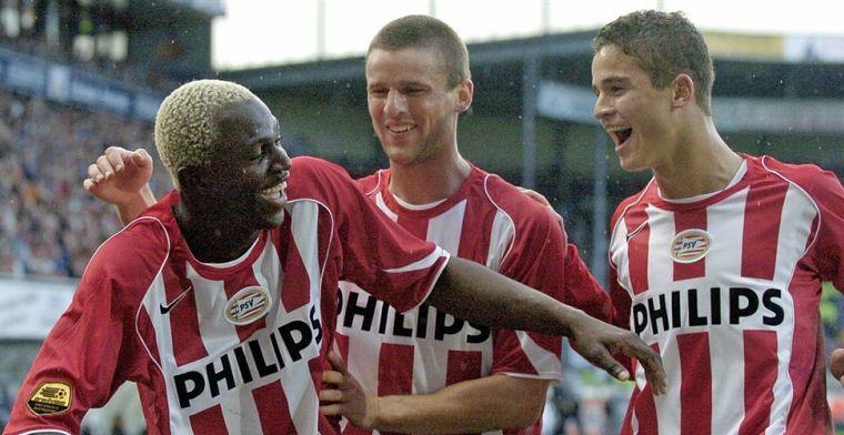 'Bij PSV voelde ik me thuis, de club liet in 't stadion een kapelletje bouwen'