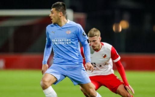 Afbeelding: Jong PSV slacht Jong Utrecht, winst voor NEC en volgende tik voor Jong Ajax