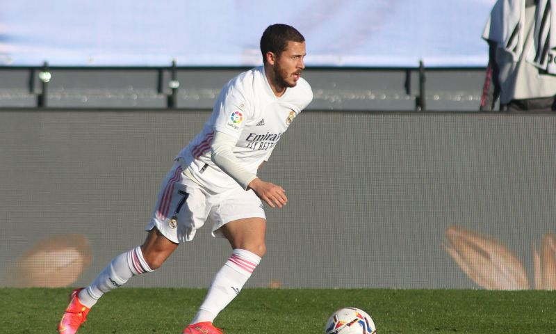 Afbeelding: Real Madrid stelt nieuwe spierblessure vast bij Hazard