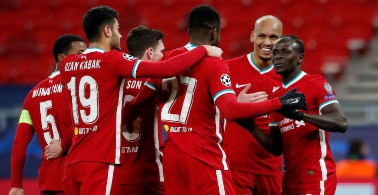 Liverpool wint nipt op bezoek bij Wolves, blessure Patrício flinke smet op duel
