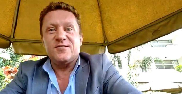 Dit is Pieter de Jongh, alias 'The Champ': 'Waarom geen club in de Eredivisie?'