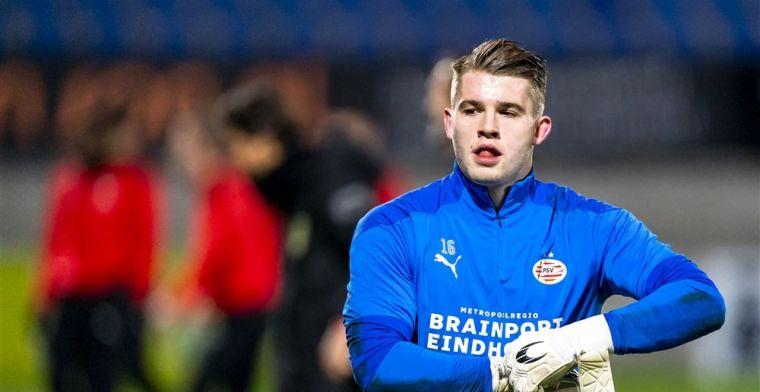 'Ik droom ervan om bij PSV met Götze, Dumfries en Max op het veld te staan'