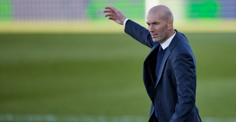 Real-routiniers maken indruk op Zidane tegen Atalanta: 'Het zijn geen opa's'