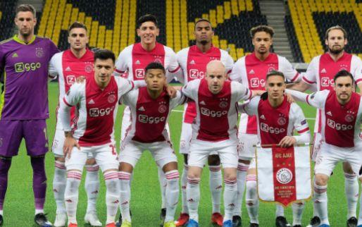 Afbeelding: Spelersrapport Ajax: man van de wedstrijd voorin, geen enkele onvoldoende