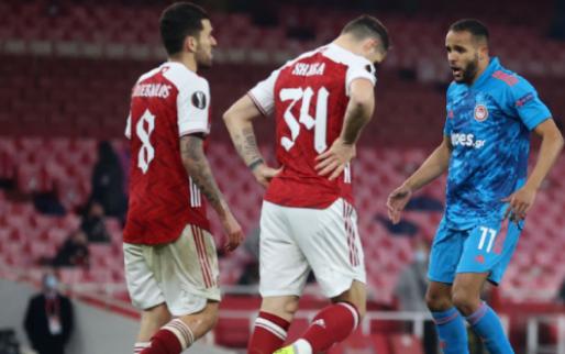 Afbeelding: Arsenal ontsnapt tegen Olympiakos, primeur voor Granada, ook AS Roma door