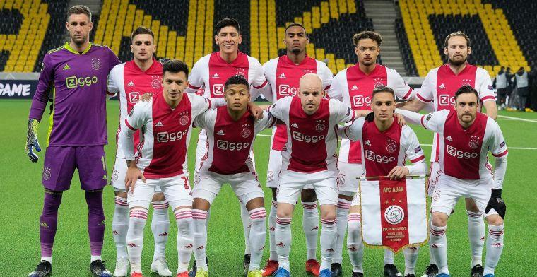 Spelersrapport Ajax: man van de wedstrijd voorin, geen enkele onvoldoende