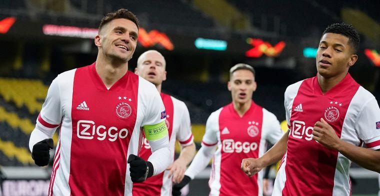 Vijf conclusies: jarig Ajax bombardeert zichzelf tot Europa League-favoriet