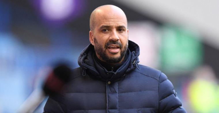 AZ-coach Jansen geeft duidelijk signaal af aan PSV: 'Zal zondag niet anders zijn'