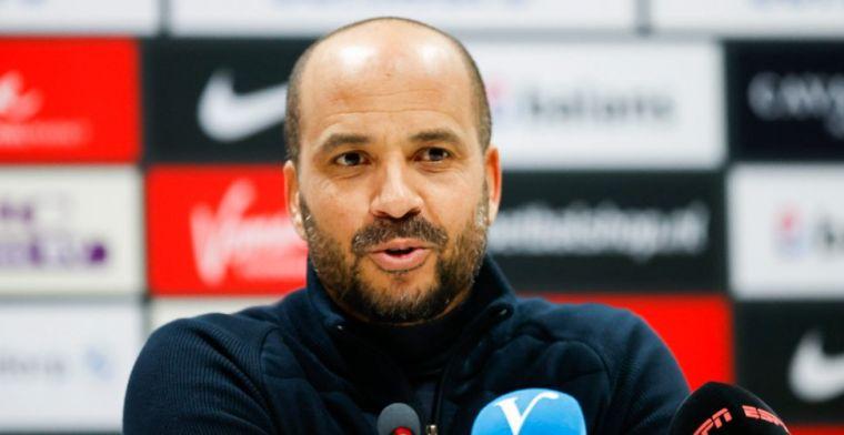 Tekst en uitleg AZ-coach Jansen over Clasie en De Wit: 'Beleid van de club'