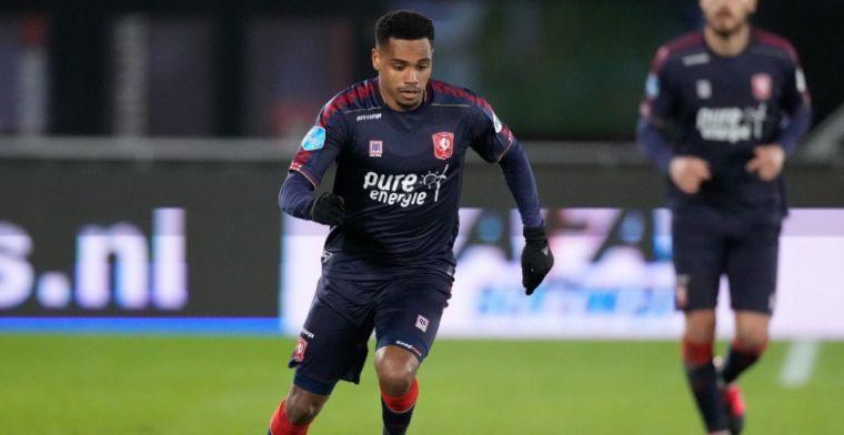 Danilo niet blij met Twente-trainer Jans: 'Begreep het niet, ik was boos'