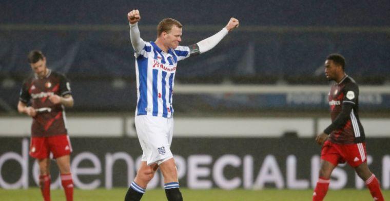 Buitenspel: Henk Veerman krijgt zoontje en deelt tikkie uit naar teamgenoot Joey
