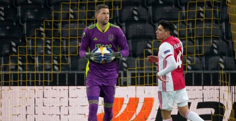 Clash met oude club voor Stekelenburg: 'Ik denk dat Roma niet blij met ons is'