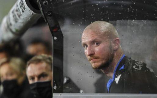 Afbeelding: Krmencik wil weg bij Club Brugge: