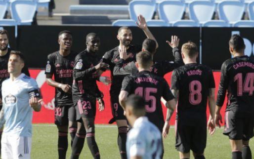 Afbeelding: Real legt druk bij Atlético en Barça: Benzema profiteert van gestuntel Tapia