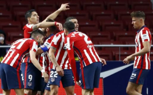 Afbeelding: Oblak kroont zich tot de held van Atlético Madrid, bal ligt bij FC Barcelona