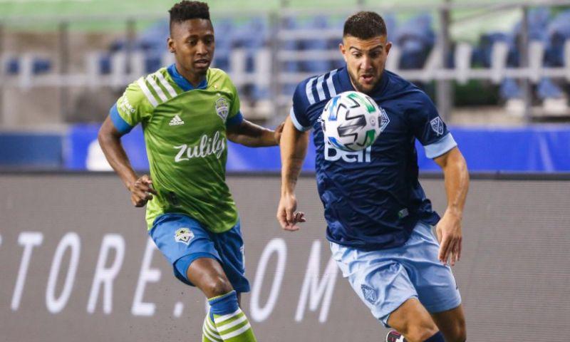 Afbeelding: Mooie transfer voor Leerdam in VS: van Seattle Sounders naar club van Beckham