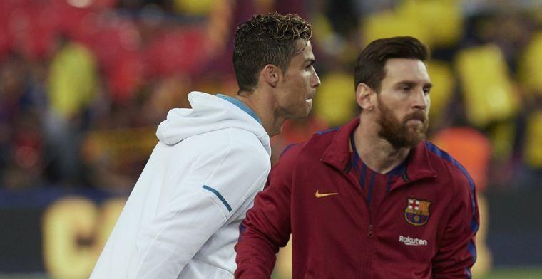 'Transferadvies' voor Messi en Ronaldo: 'Geweldige stad en mooie achterban'