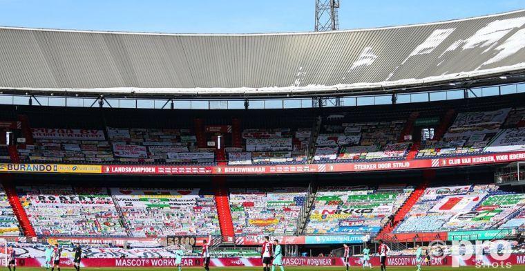 Feyenoord ontwerpt uniek shirt voor seizoenkaarthouders die afzien van restitutie