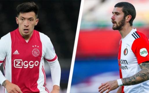 Afbeelding: Italiaanse pers: Lazio broedt op transferdeals met Ajax, Feyenoord en RKC