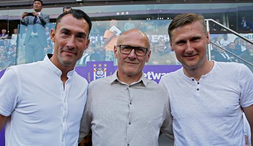 Afbeelding: Zitka over mogelijke terugkeer naar Anderlecht: