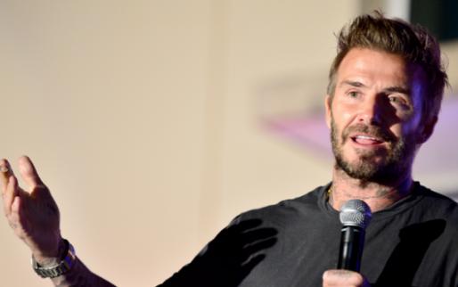 Afbeelding: Beckham droomt van grote namen: 'Je zegt gewoon 'Miami' en zij zeggen 'oké''