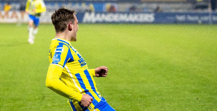 'Werd niet ongeduldig bij AZ, er kwam een goede kans uit de Eredivisie'