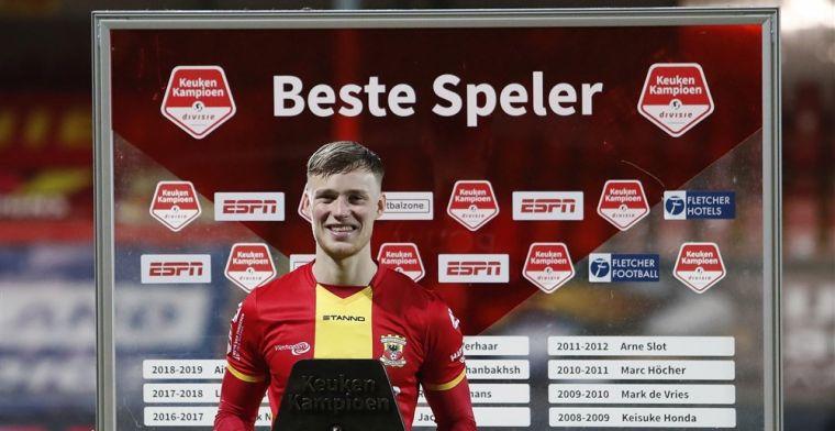 Nieuws van Kraay: 'Binnen drie weken tekent hij bij topclub, maar niet Feyenoord'