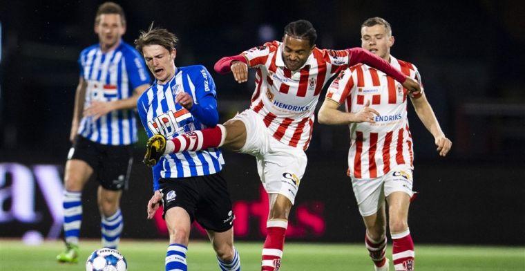 Eindhoven en Oss vermaken niet, Almere vergooit titelkansen in de Geusselt