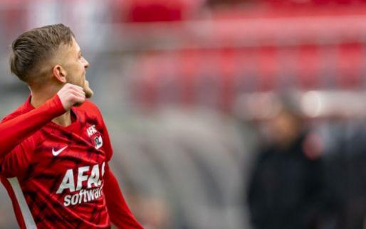 Afbeelding: 'Ik denk wel dat Ibrahimovic iets van zichzelf in AZ'er Karlsson ziet'