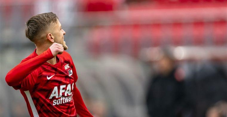 'Ik denk wel dat Ibrahimovic iets van zichzelf in AZ'er Karlsson ziet'