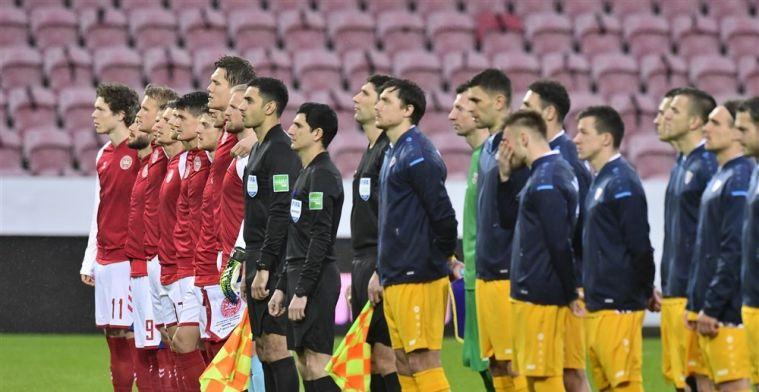 Denemarken volgt Oranje en komt ook met 'Football Supports Change-statement'