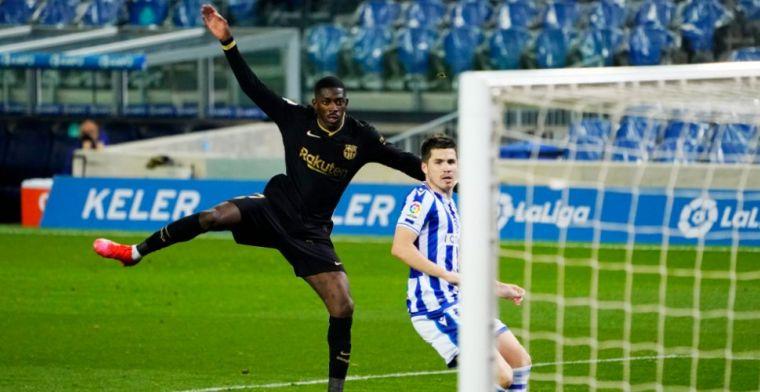 'Koeman wil trio spelers langer bij Barça houden: Man United ligt op de loer'
