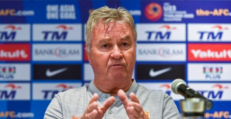 Voormalig Eredivisie-spelers bezorgen Hiddink tweede zege op rij met Curaçao