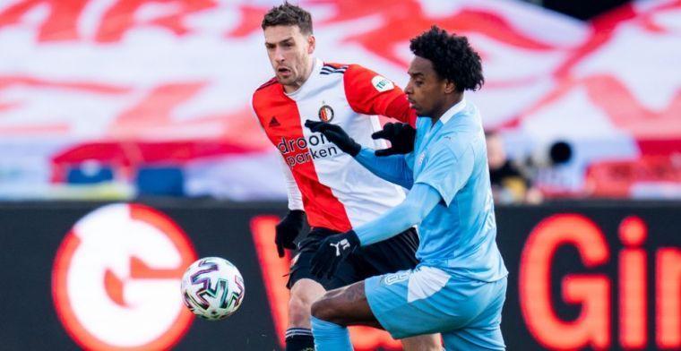 Feyenoord komt met contractnieuws en zegt vijf spelerscontracten formeel op