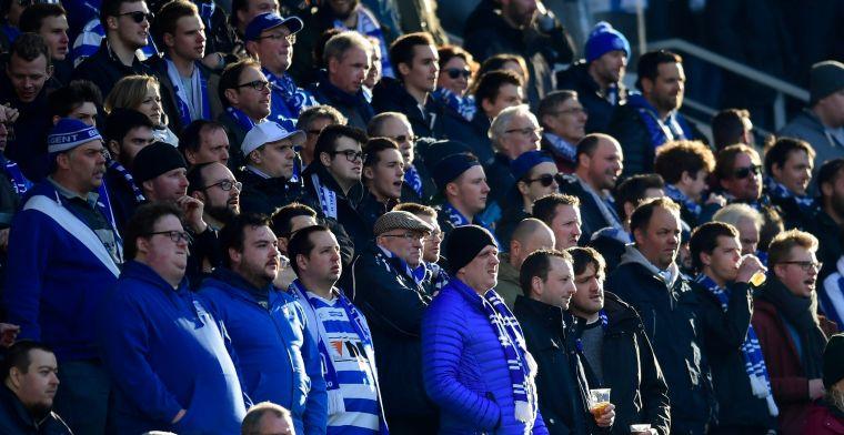 Pro League legt hoop bij sneltesten: Wedstrijden met publiek in de Play-Offs