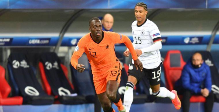 Verrast door eigen ontwikkeling bij PSV: 'Dacht dat ik verhuurd zou gaan worden'
