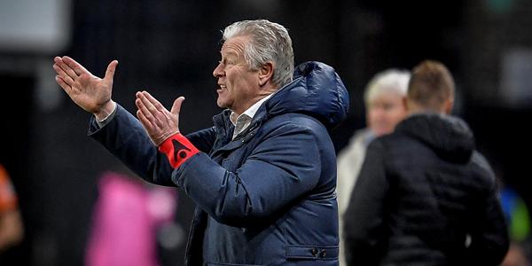 'Maes (STVV) maakt comeback en zit zaterdag in dug-out tegen KV Mechelen'