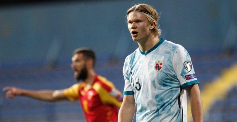 Raiola zet vraagtekens bij Dortmund-transfer Haaland: 'Iedereen had het verkeerd'