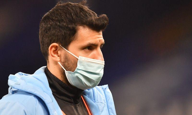 Afbeelding: 'Agüero kan voor drie seizoenen tekenen en twaalf miljoen euro gaan verdienen'