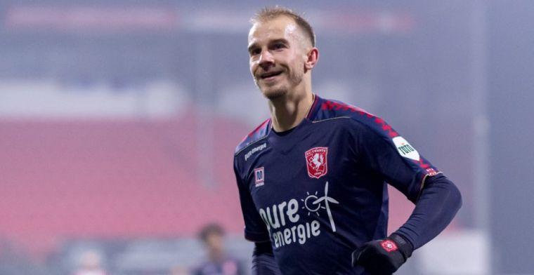 Twente al in gesprek met Utrecht: 'Hij wil liefst nog een jaar bij ons blijven'