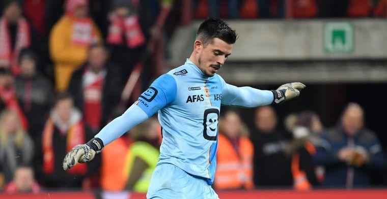 'KV Mechelen wil Thoelen belonen voor zijn uitstekende prestaties'