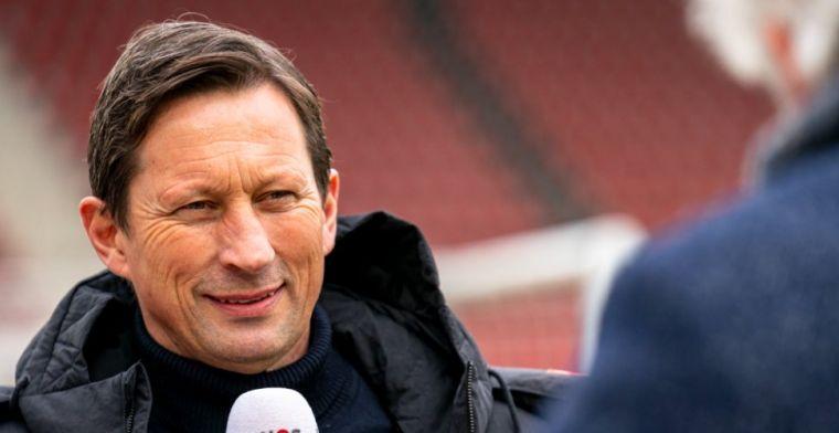 Schmidt praat over tweede plaats, blessures en zijn in 2022 aflopende contract