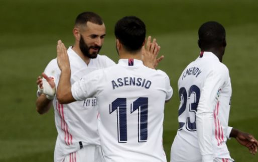 Afbeelding: Real Madrid legt druk bij Atlético en Barça en lijkt klaar voor 'Liverpool'