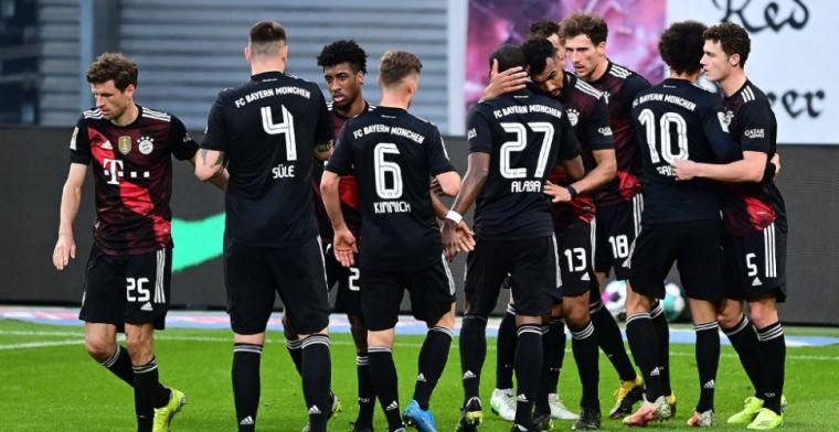 Duo Müller/Goretzka goud waard voor Bayern tegen directe concurrent Leipzig
