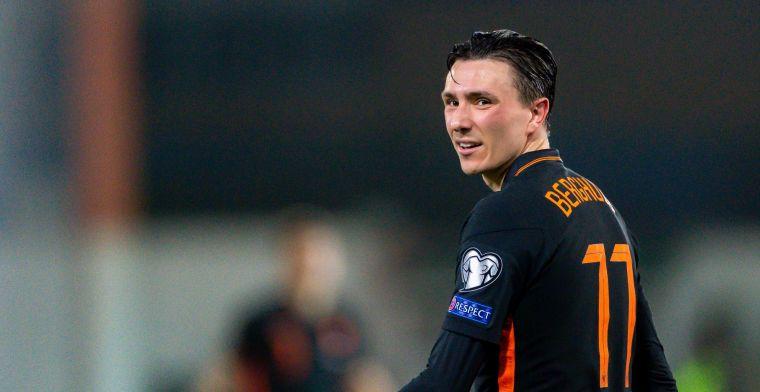 'Je jaagt je dromen na en scoren voor Oranje was daar zeker één van'